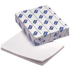 conf. 500 ff. Carta usobollo afoglio. bianco 0456100B