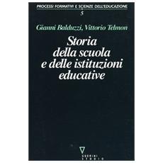 Storia della scuola e delle istituzioni educative