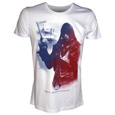 Assassin's Creed Unity - White Arno In French Flag (T-Shirt Unisex Tg. XL)