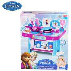 8702 Cucina My First Kitchen Accessoriata Playset Con 18 Utensili Disney