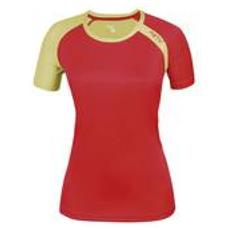 T-shirt Donna Rosso L