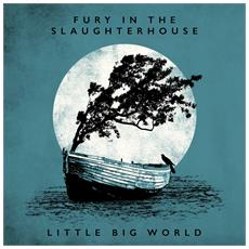 Fury In The Slaughterhous - Little Big World (3 Lp)