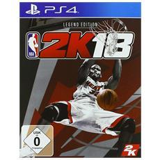 PS4 - NBA 2K18 Legend Edition