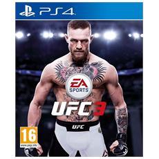 PS4 - EA Sports UFC 3