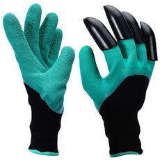 Guanti Da Giardino Giardinaggio Genie Gloves Con Artigli Unghie Uncini Scavare