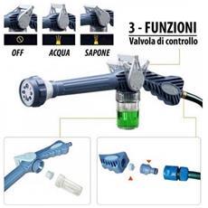 Madprice - Idropulitrice Ez Jet Water Cannon Con 3 Modalita' Di Controllo