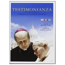 Giovanni Paolo II. Testimonianza. DVD