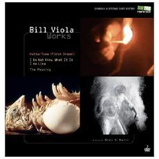 DVD BILL VIOLA-WORKS (3DVD+libro)
