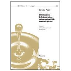 Ottimizzazione della depurazione elettrocinetica (EKR) da metalli pesanti