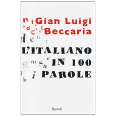 L'italiano in 100 parole