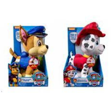 Paw Patrol - Peluche Deluxe Parlante