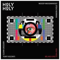 "Holy Holy - We Are King / Holy Holy (7"")"
