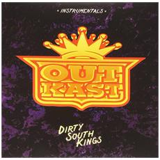 Outkast - Dirty South Kings - Instrumentals (2 Lp)