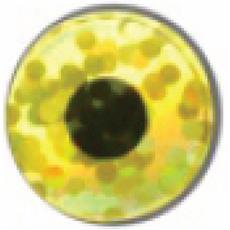 Holo Lure Eyes 5-7mm 9 Giallo