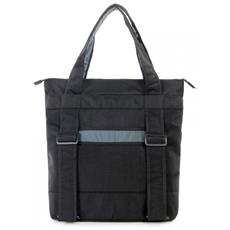 01d3cd48f5 TUCANO - Borsa Notebook Più Shopper Fino a 15'' Nero