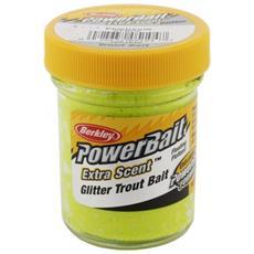 Pasta Powerbait Glitter Trout Bait Verde Variante 1 Unica