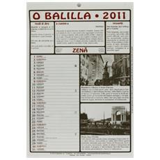 Balilla 2011. Con libro (O)