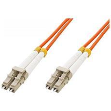 ILWL D5-LCLC-150 - Cavo fibra ottica LC / LC 50/125 Multimodale 15m OM2