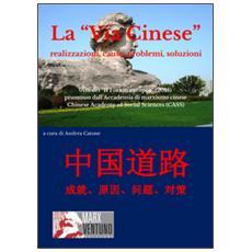 La «Via cinese». Realizzazione, cause, problemi, soluzioni