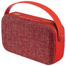 Altoparlante Amplificato Soundbag Radio E Bluetooth Trevi Xr 85 Bt Rosso