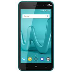 "Lenny 4 Verde Acqua 16 GB 3G Dual Sim Display 5"" HD Slot Micro SD Fotocamera 8 Mpx Android Italia"