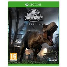 XONE - Jurassic World Evolution - Day one: 03/07/18