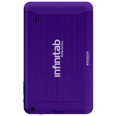 "Tablet 904 Plus Purple 9"" Quad Core RAM 1 GBGB Memoria 16 GB +Slot MicroSD Wi-Fi Fotocamera 2Mpx Android -"