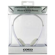 XHPMED35WI2, Stereofonico, Padiglione auricolare, Bianco, Cablato, Intraurale, Apple