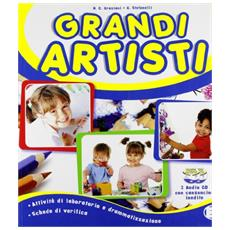 Grandi artisti. Guida operativa. Con CD Audio