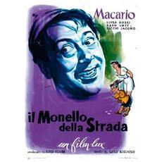 Dvd Monello Della Strada (il)