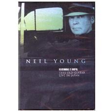 Dvd Young Neil - This Old Guitar + Live