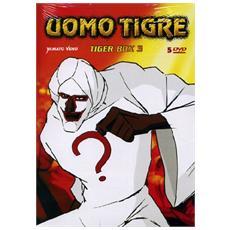 Uomo Tigre (L') - Box #03 (5 Dvd)