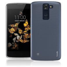 Inv Cover Ultra Sottile 0,2 mm in Morbido TPU per LG K8 Colore Trasparente