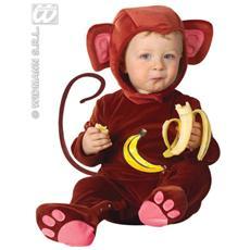Costume Scimmia 1/2 Anni
