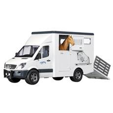 Mercedes Benz Trasporto Cavallo 2533