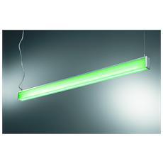 Illuminazione 7300-Az - Sospensione Fluorescente 28w