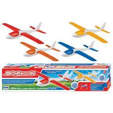Aliante a Volo Libero Sky Falcon 4 Colori Assortiti