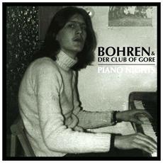 Bohren & Der Club Of Gore - Piano Nights (2 Lp)
