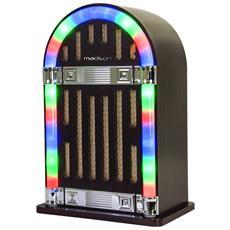 Vintage Jubebox Standalone Bluetooth - Madison Jukebox10