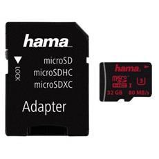 microSDHC 32GB UHS 32GB MicroSDHC UHS Classe 3 memoria flash