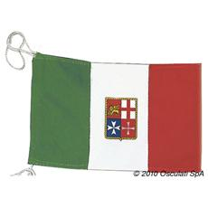 Bandiera Italia Marina Mercantile 80 x 120 cm