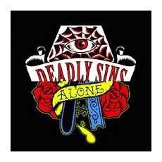"""Deadly Sins / Left Alone - Split (7"""")"""
