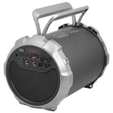 Speaker Audio 0X030000 Amplificato Karaoke Bluetooth USB / AUX
