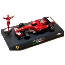 J2994 Ferrari F248 F1 Monza 2006 1/18 Modellino