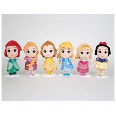 Principesse Disney - Peluche 17 Cm (Assortimento)