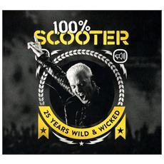 Scooter - 100% Scooter (5 Cd)