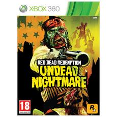 X360 - Red Dead Redemption: Undead Nightmare
