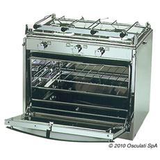 Cucina Power 2 fuochi + forno