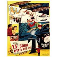 Dvd 5000 Dita Del Dr. T (le)