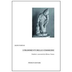 I frammenti delle commedie